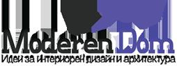 Модерен Дом logo