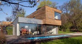 Къща с грабващ интериор и екстериор