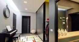 Стилен и симетричен апартамент, който не бива да пропускате