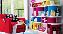 10 Страхотни идеи за цветни стаи, които ще ви вдъхновят