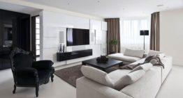 Апартамент в Зеленоград с впечатляващи контрасти