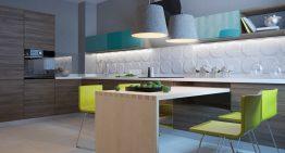 Апартамент за младо семейство с вдъхновяващ интериор
