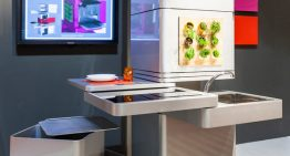 Кухнята на бъдещето – компактна, функционална и екологична
