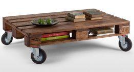 Създайте собствени мебели с помощта на европалети