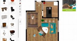 Как да планирате и обзаведете дома си онлайн с 3D Roomplaner