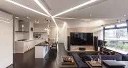 Интериорен дизайн на високо ниво – Модерен апартамент в Тайван