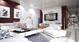 Просторен и свеж апартамент в Братислава [ Neopolis Stuido ]