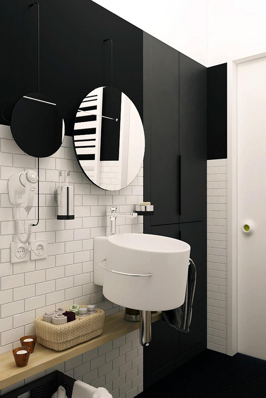 malak-apartament-v-cherno-i-bqlo-pokazva-interesni-idei-910g
