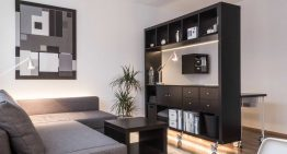 10 съвета за това как да живеете широко в малък апартамент [ 24 м² ]