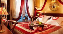 Романтични предложения за декорация на спалнята за Свети Валенти