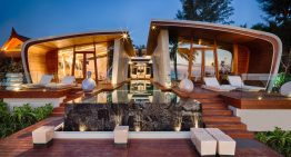Уникален интериорен дизайн и невероятна архитектура от A-Cero