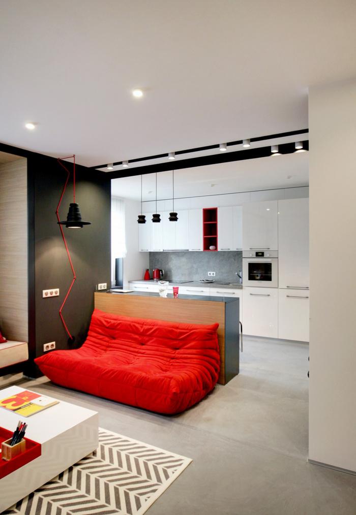 malak-apartament-s-nestandarten-interior-v-cherno-bqlo-i-cherveno-2g