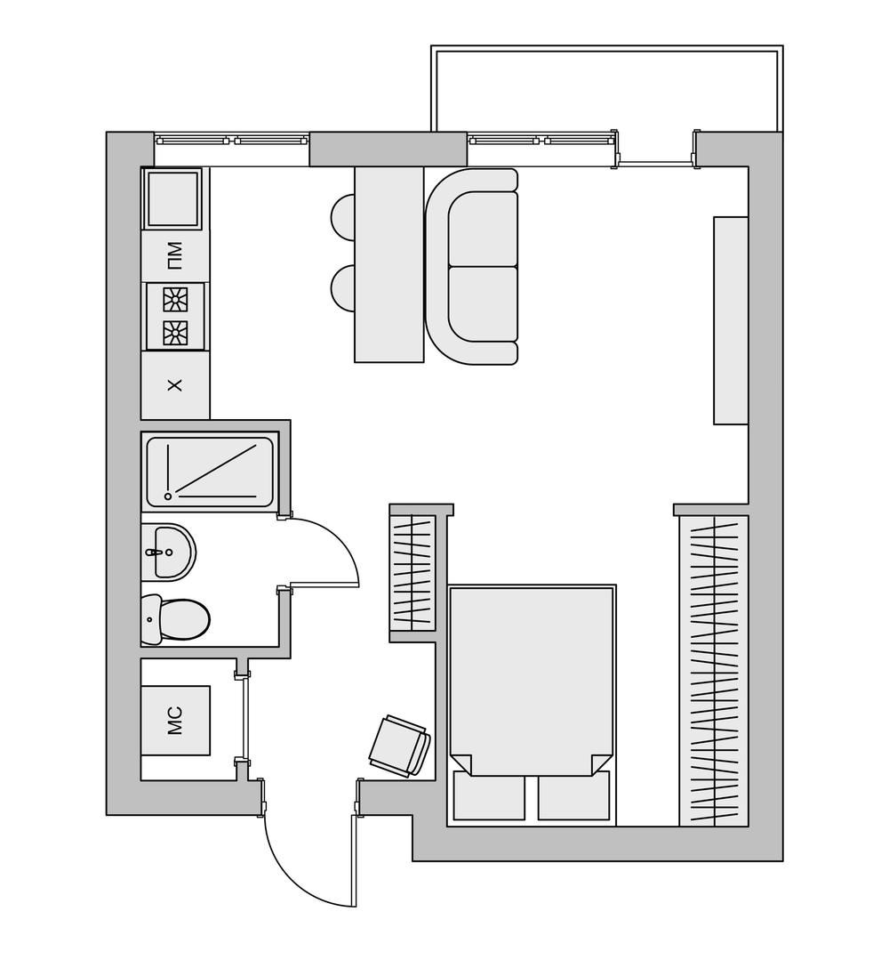 malak-apartament-s-golemi-i-interesni-interiorni-resheniq-910g