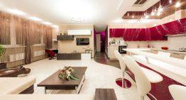 Светъл и просторен апартамент с красив и модерен дизайн