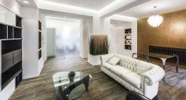 Модерен италиански апартамент с изобилие от зеленина