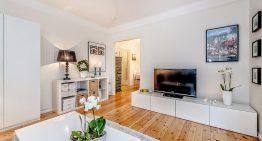 Стилен и комфортен малък апартамент [ 39 м² ]
