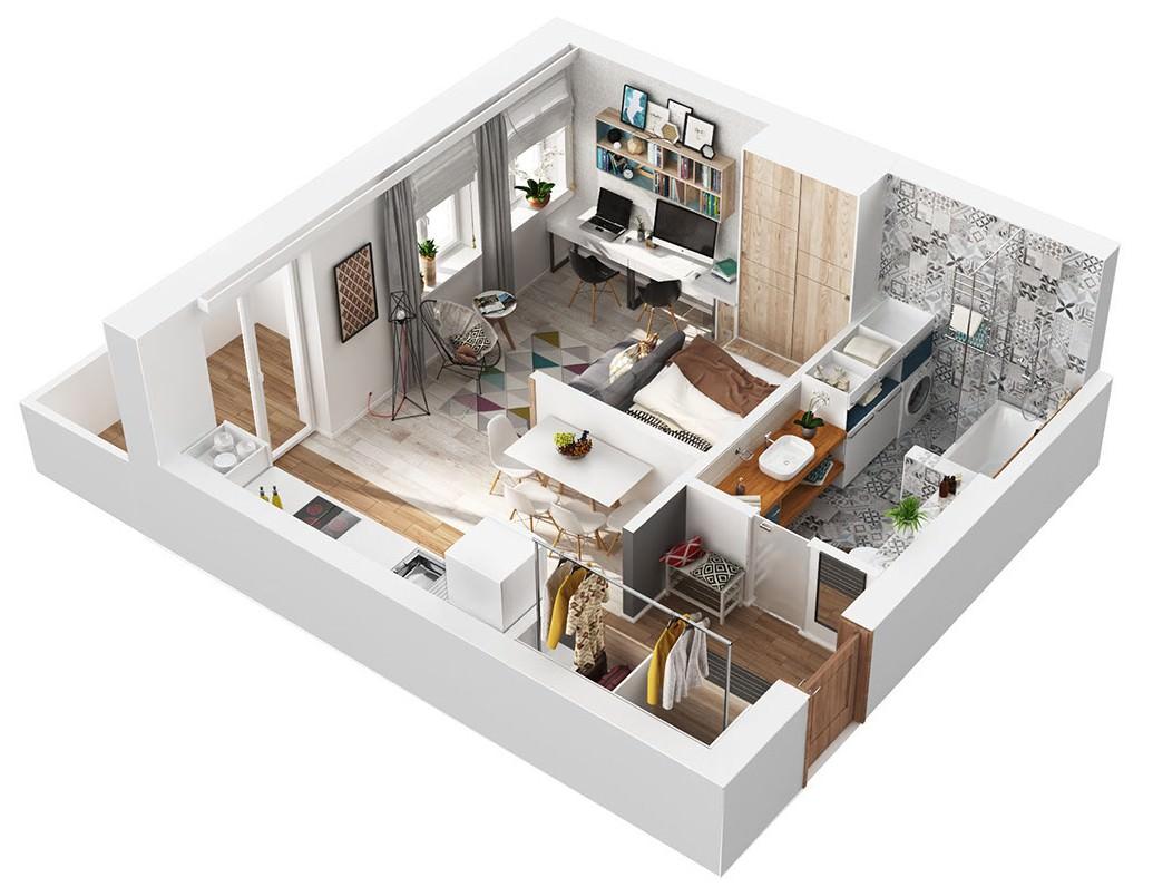 interioren-dizain-na-malak-apartament-prednaznachen-za-mladeji-910g
