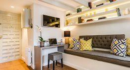 Как се живее добре в мансарда с площ от 20м² ?