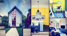 Ето как трябва да изглежда една модерна градска къща