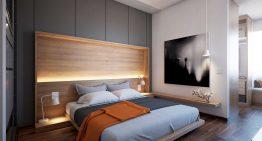 Вдъхновяващи идеи за модерно осветление в спалнята