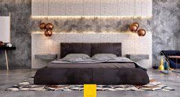 Шест вдъхновяващи и оригинални идеи за модерна спалня