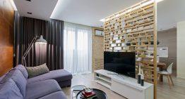 Модерен апартамент с изтънчен и уютен интериор [84 м²]