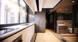 Уникален проект за трансформиращ се интериор в малко жилище [29 м²]