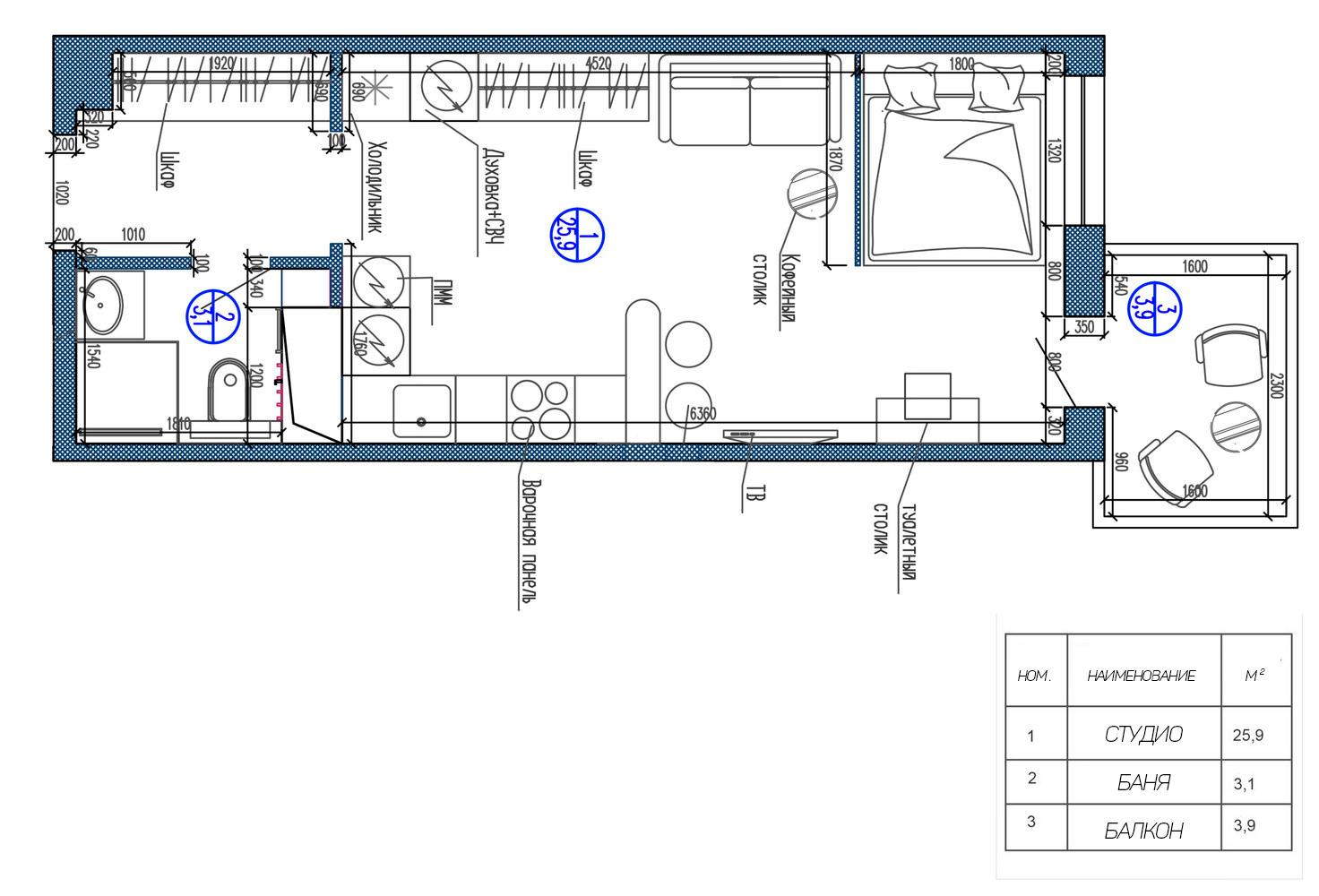 proekt-za-malko-studio-s-dizain-v-minimalistichen-stil-plan