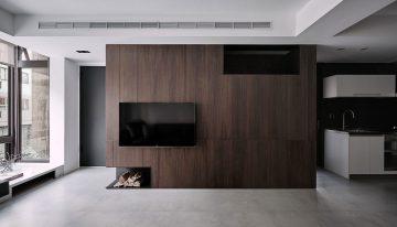 Етаж от къща с модерен и просторен интериорен дизайн [120 м²]