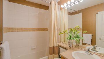 Модерен дизайн за малката баня. Най-добрите снимки и идеи [2016]