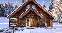 Откриха къщата на Дядо Коледа!