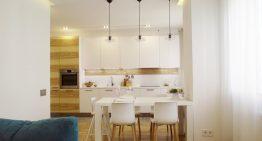 Просторен апартамент с модерен и добре планиран интериор [79 м²]