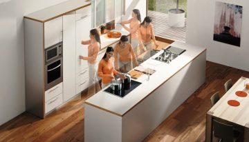 Основни правила за обзавеждане на удобна и функционална кухня
