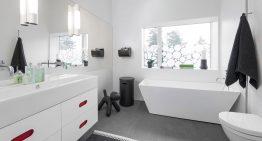 Обзавеждане и декорация на баня в бяло [ Съвети и идеи ]
