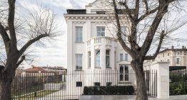 Реконструирана историческа къща в Стара Загора от I/O architects