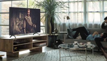 Дизайн на всекидневната, съобразен с ТВ зоната