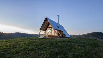 Уникална малка къща за отдих с перфектното местоположение в Австралия [28 м]
