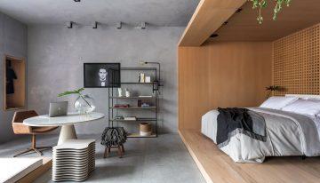 Приветлив апартамент в Бразилия в стил лофт [72 м]